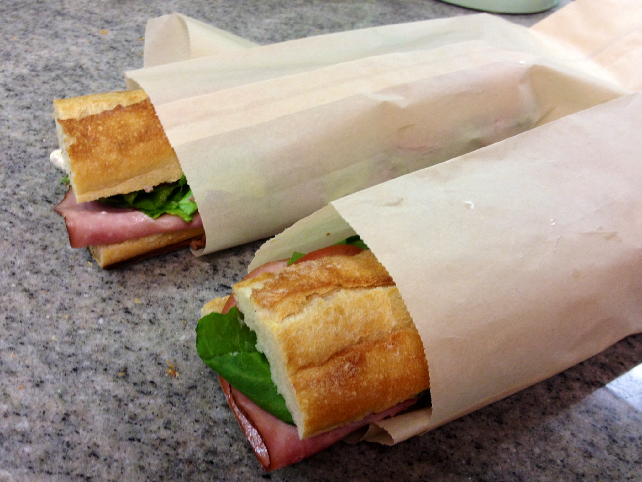 Management - Sandwich Blitz, Coursework